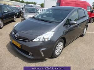 Toyota Prius Occasion : toyota prius plus occasion occasion toyota prius 3 136h dynamic gris hybride essence lectrique ~ Medecine-chirurgie-esthetiques.com Avis de Voitures