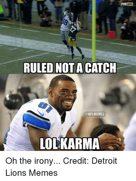 Detroit Lions Memes - 25 best memes about oh the irony oh the irony memes