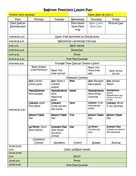 themes units preschool lesson plans beginner preschool 122 | 7e5760de344077ce5d77d0cca09f2fa6