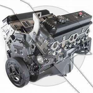 5 7l 350ci Gm Vortec Long Block V8 8blt Intake Manifold 5