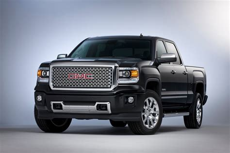 New 2018 Gmc Sierra Denali Details And Pictures