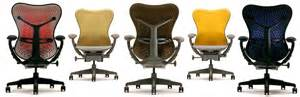 about herman miller mirra chairs