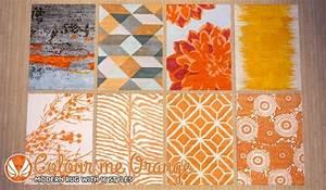 Colour Me Orange Modern Rugs at Simsational Designs » Sims