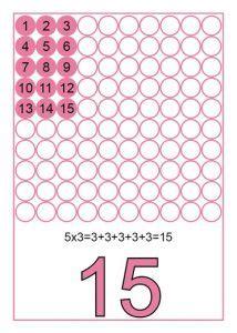visualiser comprendre m 233 moriser les tables de multiplication montessori today