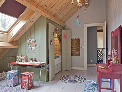 meubler une chambre délicieux comment amenager une chambre mansardee 7