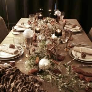 decoration de noel pour la table a faire soi meme d 233 co de no 235 l comment dresser une table pour les f 234 tes la table de no 235 l de philippe