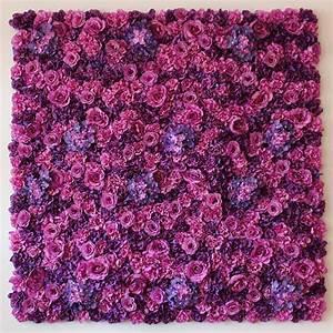 Mur De Fleur Artificielle : murs fleurs artificielles achetez des lots petit prix murs fleurs artificielles en provenance ~ Teatrodelosmanantiales.com Idées de Décoration