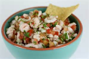 Mexican Ceviche Recipe