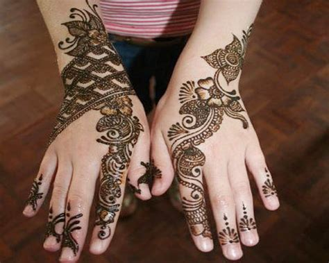 simple  easy mehndi tattoo designs  pictures