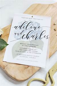 best 25 invitation templates ideas on pinterest baby With diy wedding invitations with vellum