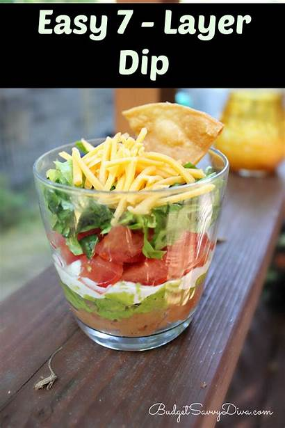 Dip Layer Recipe Easy Seven Recipes Gluten