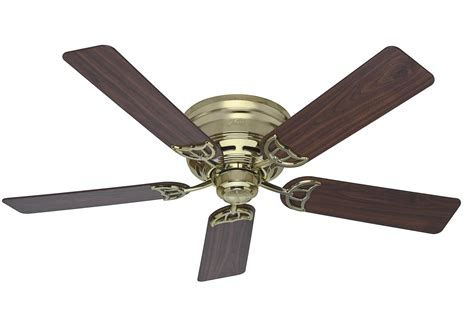 hunter 52 quot low profile iii 2013 ceiling fan hu 53070 in