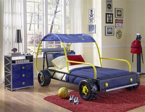 Kids Dune Buggy Car Twin Bed  Modern  Kids Beds Los