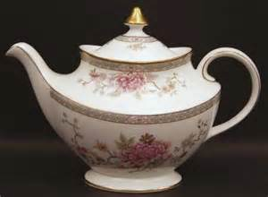 Royal Doulton China Tea Pot