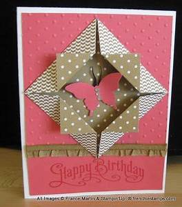 17 Best images about fun folded card ideas on Pinterest