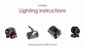 Lighting Instructions