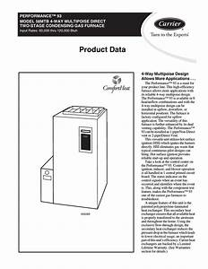 Carrier Furnace Thermostat Wiring Diagram Jeffdoedesigncom