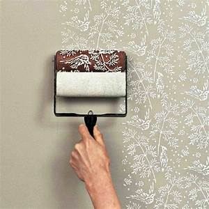 Wand Streichen Ideen : 25 coole wandmuster ideen wanddekoration selbst basteln ~ Markanthonyermac.com Haus und Dekorationen
