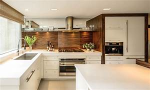pictures modern kitchens creating beautiful clean modern kitchen 2162