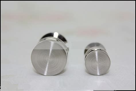 kitchen cabinet knobs stainless steel 10 pcs single zinc alloy brushed stainless steel kitchen 7871