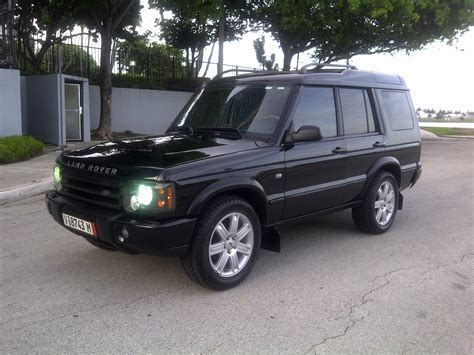 Danni9mm 2003 Land Rover Discovery Series Ii Specs, Photos