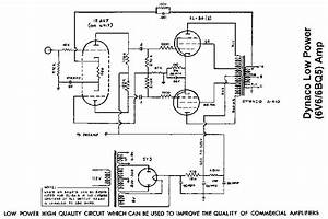 Tube Power Amp Schematic - Wiring Diagrams Image Free