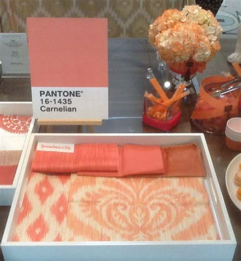 recap pantone day in kravet showrooms inspired talk