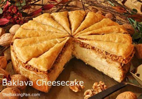 Baklava Cheesecake Recipe   TheBakingPan.com