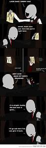 Scary Slender Man Images & Pictures - Becuo