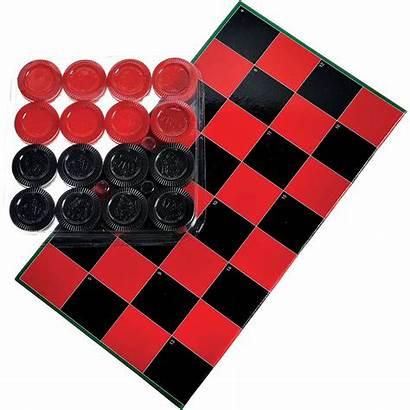 Checkers Board Classic Games Party Pop Partycity