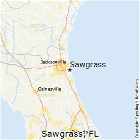 places    sawgrass florida