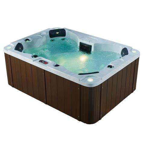 sauna and play canadian spa co halifax se 4 person play tub
