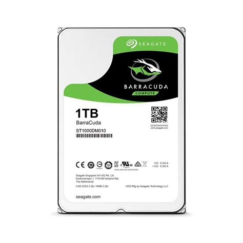 hdd interno hd interno seagate barracuda 1tb sata 6gb s 7200 rpm