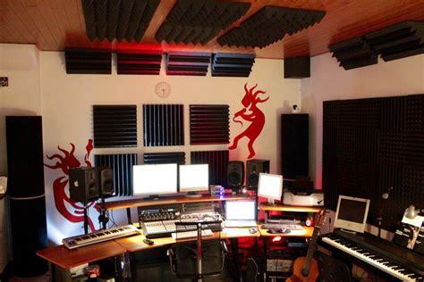 mobili studio di registrazione trattamento acustico studio di registrazione tappeti sonori