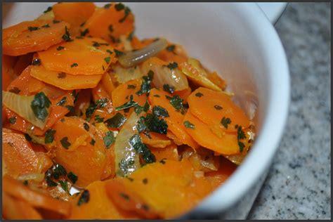 comment cuisiner les carottes comment faire cuire des carottes