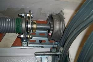 cable detendu porte sectionnelle et fusible qui saute With réglage ressort porte de garage sectionnelle