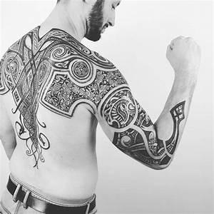 25+ Viking Tattoo Designs, Ideas | Design Trends - Premium ...