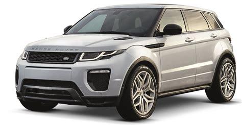 listino land rover range rover evoque prezzo scheda