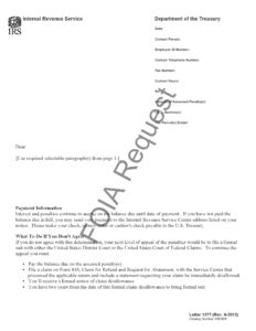 Kra tax penalty is a fine charged based on the failure of a person to file his or her annual returns, or failing to pay taxes. Sample Irs Penalty Abatement Letter | Letter Of Recommendation