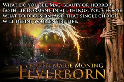 feverborn by moning what do you see mac or horror both lie dormant