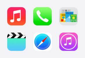 Iconset:apple-ios7-icons icons - Download 25 free ...