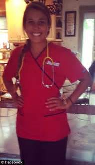 jersey nurse saved life fellow airplane passenger daily mail