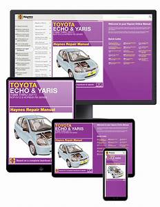 Toyota Yaris Repair Manual Free Download