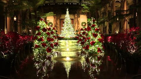 longwood christmas youtube