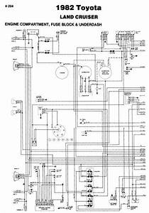 1993 Toyota Land Cruiser Wiring Diagram