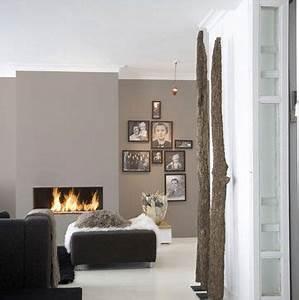 les 25 meilleures idees de la categorie couleur peinture With awesome mur couleur taupe clair 4 deco salon gris 88 super idees pleines de charme