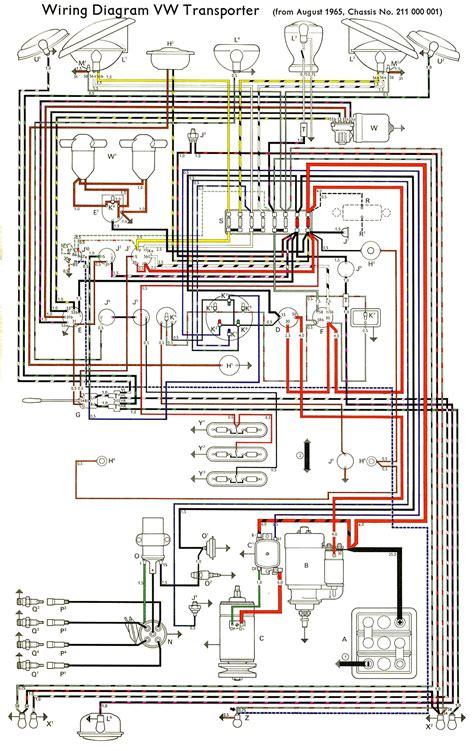 1975 911 Tach Wiring Diagram by 71 Vw T3 Wiring Diagram Ruthie