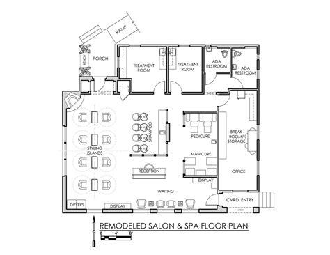 1200 Sq Ft Salon Floor Plan