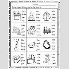 Long O Worksheets By Kristin Bradford  Teachers Pay Teachers
