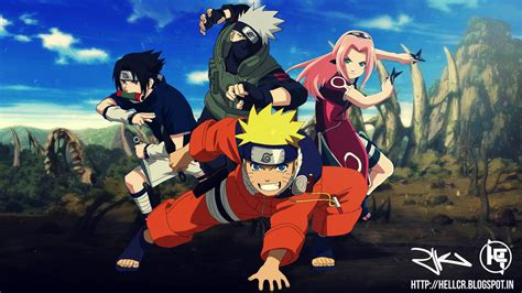 4k Naruto Wallpaper